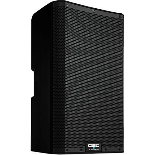 "QSC K10.2 Two-Way 10"" 2000W Powered Portable PA Speaker with Integrated Speaker Processor"