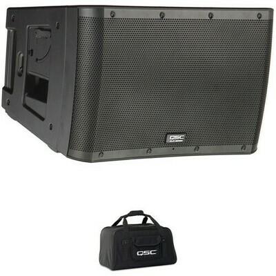QSC KLA12 2-Way Line Array Loudspeaker Kit with Tote