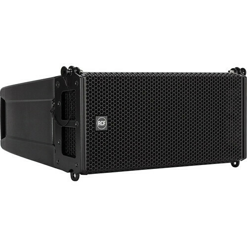 RCF HDL 6-A Active Line Array Module (Black)