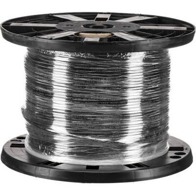 Belden Bobina de Cable Coaxial RG-59, 23AWG, 305 Metros, Negro