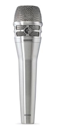 Shure KSM8/N Dualdyne Dynamic Handheld Vocal Microphone