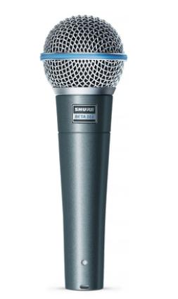 BETA 58A Vocal Microphone