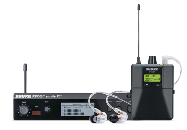 PSM 300 Stereo Personal Monitor System