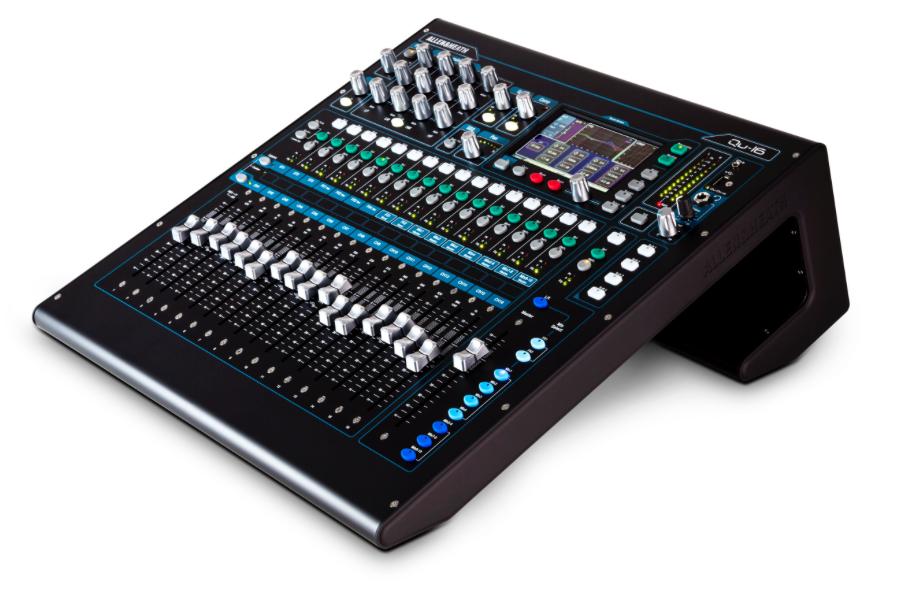 Qu-16 Digital Mixer Allen & Heath
