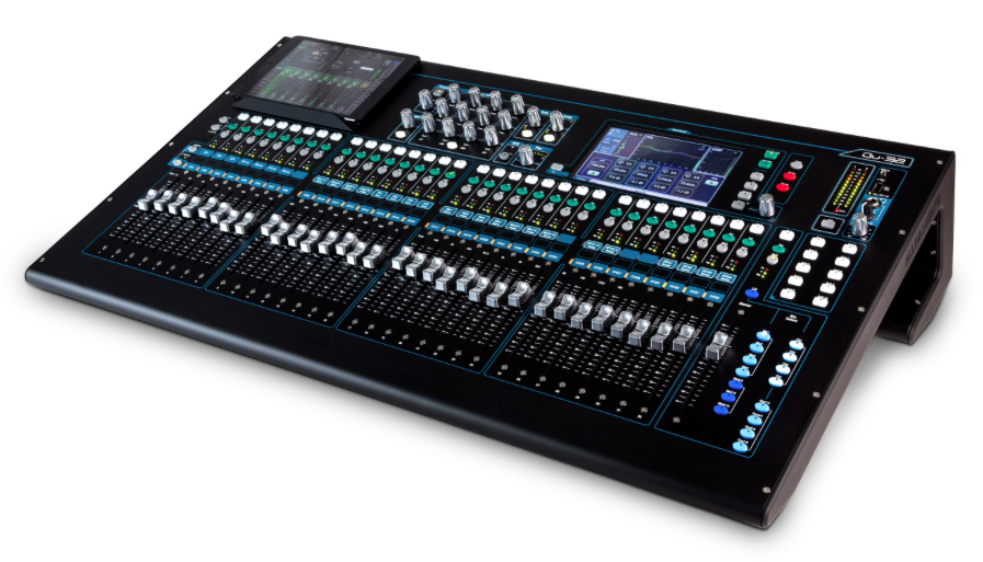 Qu-32 Digital Mixer Allen & Heath