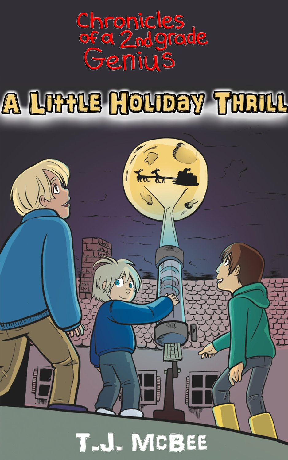 A Little Holiday Thrill