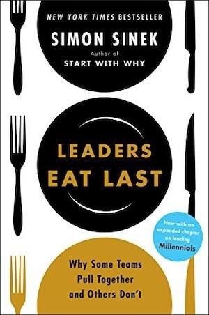 Leaders Eat Last | 5 CE