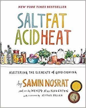 Salt, Fat, Acid, Heat | 20 CPEU