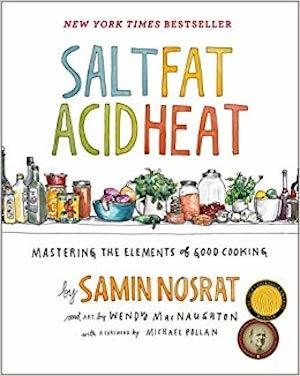 Salt, Fat, Acid, Heat | 6 CE