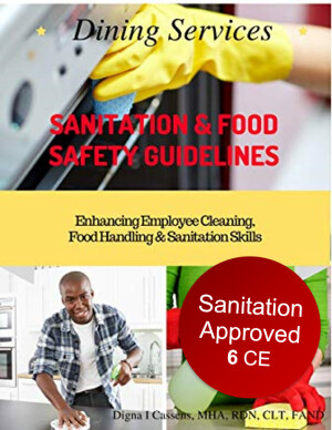 Dining Services Sanitation and Food Safety Guidelines | 6 CE