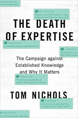The Death of Expertise | 10 CPEU
