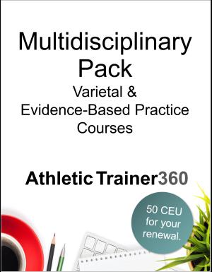 Multidisciplinary Pack | 50 CEU