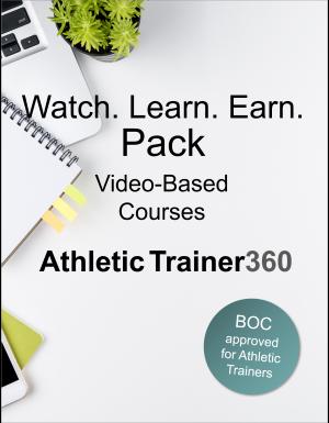Watch. Learn. Earn. Video Pack | 4 CEU