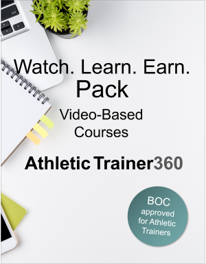 Watch. Learn. Earn. Video Pack | 4 CEU