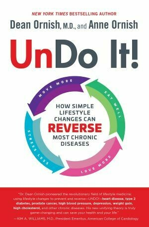 Undo It!: How Simple Lifestyle Changes Can Reverse Most Chronic Diseases | 15 CPEU