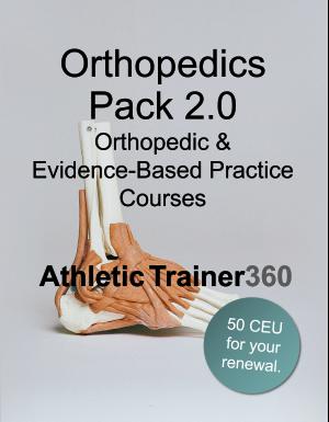 Orthopedics Pack 2.0 | 50 CEU
