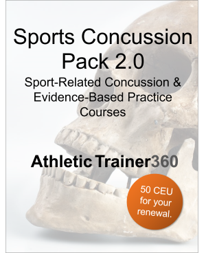 Sports Concussion Pack 2.0 | 50 CEU