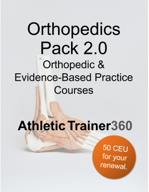 Orthopedics Pack 2.0 | 50 CEU
