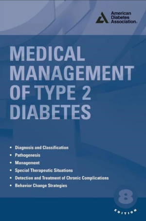 Medical Management of Type 2 Diabetes | Edition 8 | 20 CEU