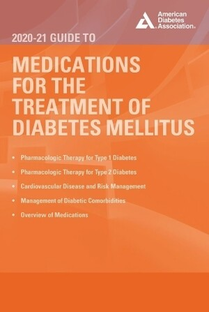 2020-21 Guide to Medications for the Treatment of Diabetes Mellitus | 30 CPEU