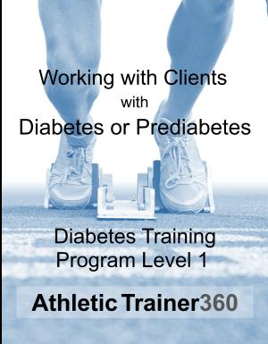 Diabetes Training Program Level 1 | 5.25 CEU