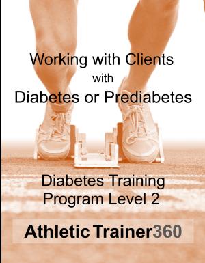 Diabetes Training Program Level 2 | 5.5 CEU