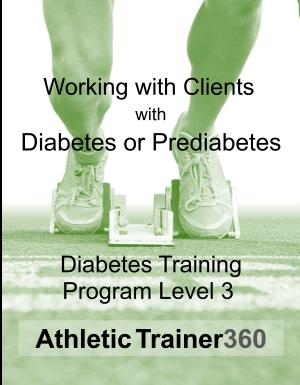 Diabetes Training Program Level 3 | 5.75 CEU