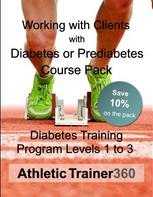 Diabetes Training Program Pack   16.5 CEU