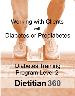 Diabetes Training Program Level 2 | 10 CPEU