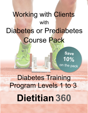 Diabetes Training Program Pack | 30 CPEU