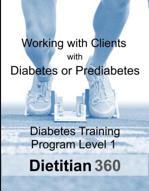 Diabetes Training Program Level 1 | 10 CPEU