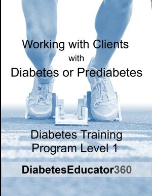 Diabetes Training Program Level 1 | 10 CEU