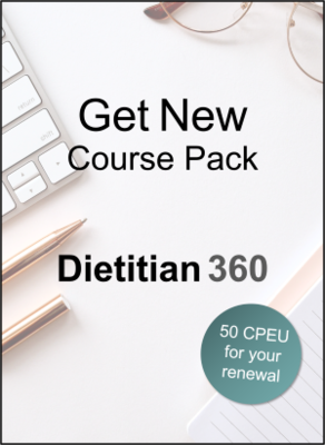 Get New Course Pack | 50 CPEU
