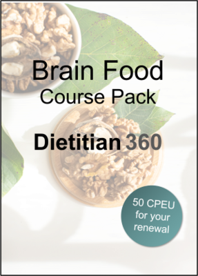 Brain Food Course Pack | 50 CPEU