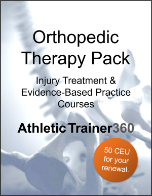 Orthopedic Therapy Pack | 50 CEU