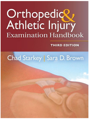 Orthopedic and Athletic Injury Examination Handbook | 10 CEU
