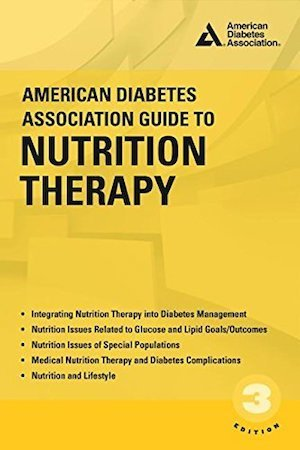 ADA Guide to Nutrition Therapy | 50 CEU