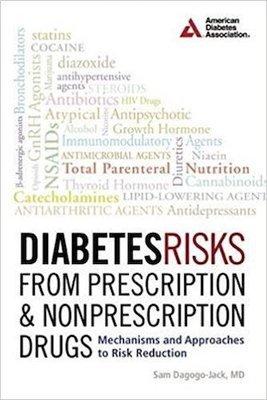 Diabetes Risks from Prescription and Non-Prescription Drugs | 10 CPEU
