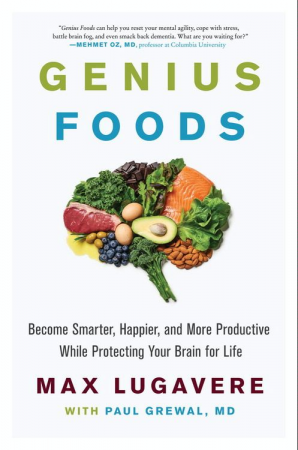 Genius Foods…Protecting Your Brain for Life | 5 CE