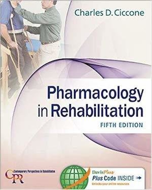 Pharmacology in Rehabilitation | 10 CEU