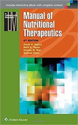 Manual of Nutritional Therapeutics | 50 CEU