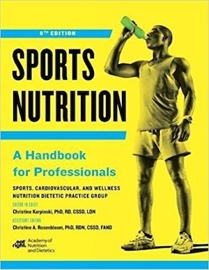 Sports Nutrition: A Handbook for Professionals   25 CPEU