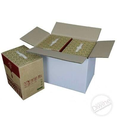 Scatola 2 posti per Bag In Box da 5l (kit multipli)