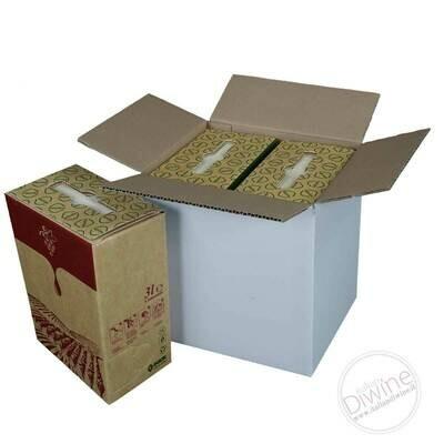 Scatola 2 posti per Bag In Box da 3l (kit multipli)