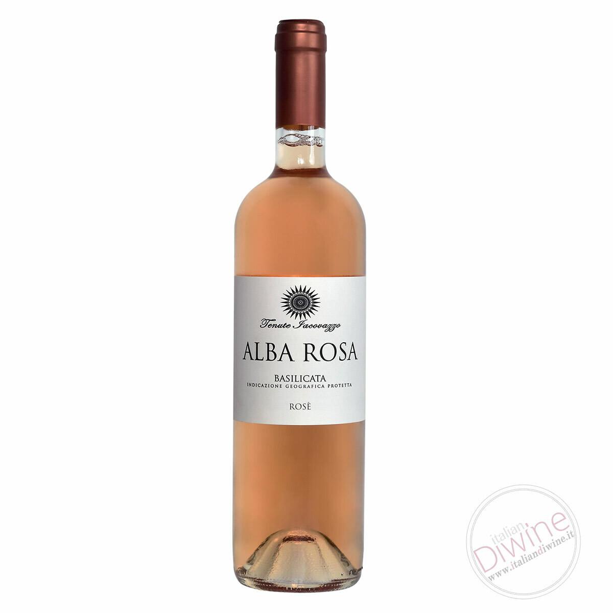 Alba Rosa Tenute Iacovazzo Basilicata Rosato IGP 2019