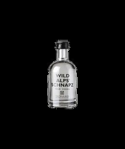 WILD ALPS® SCHNAPZ - 50 ML - 40% vol - MINIATUR