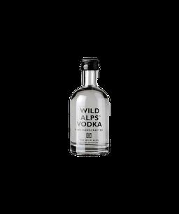 WILD ALPS® VODKA - 50 ML - 40% vol - MINIATUR