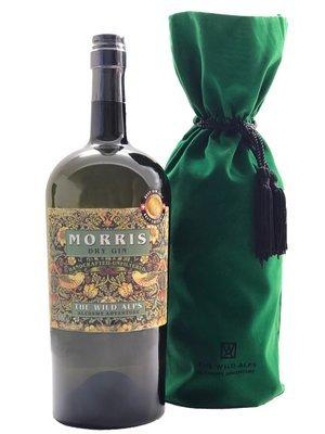 WILLIAM MORRIS® London Dry Gin|MAGNUM in Velvet Sachet|1500 ML , 47% vol