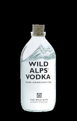 WILD ALPS® VODKA - 500 ML - 40% vol