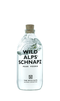 WILD ALPS® SCHNAPZ - 500 ML - 40% vol